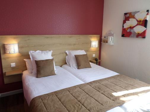 Hôtel le Pavillon de Rouen - Rouen - Bedroom