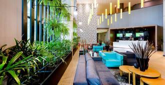 Grand Mercure Brasilia Eixo Monumental - Μπραζίλια - Σαλόνι ξενοδοχείου
