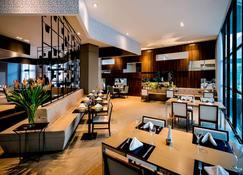 巴西利亞艾索紀念碑美爵酒店 - 巴西利亞 - 巴西利亞 - 餐廳