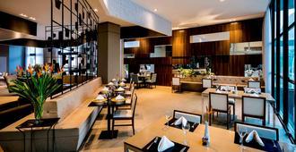 Grand Mercure Brasilia Eixo Monumental - Brasilia - Restaurant