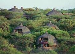 Serengeti Serena Safari Lodge - Seronera - Extérieur