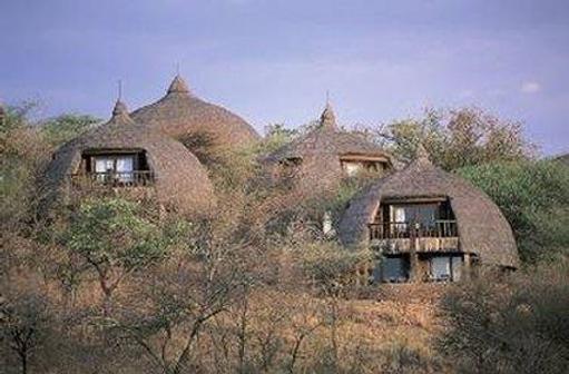 Serengeti Serena Safari Lodge - Seronera - Building