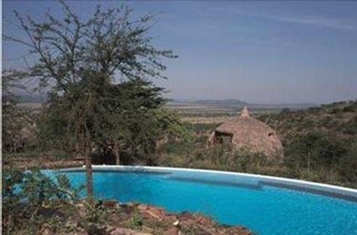 Serengeti Serena Safari Lodge - Seronera - Pool