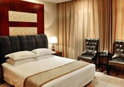 Tong Star International Hotel - Suzhou - Suzhou - Bedroom