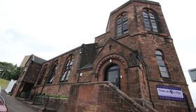 Tartan Lodge - Glasgow - Building
