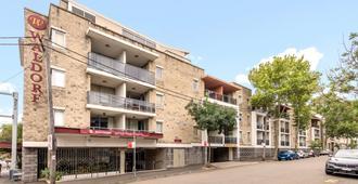 Nesuto Chippendale - Sydney - Building