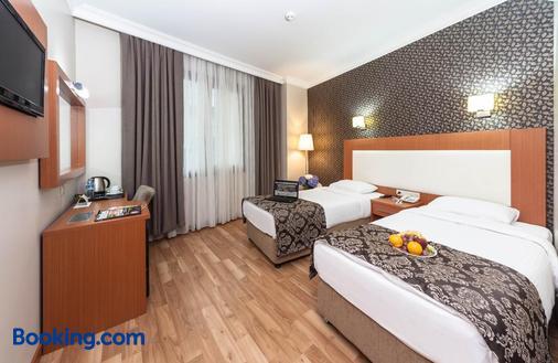 阿維奇拉爾大酒店 - 伊斯坦堡 - 伊斯坦堡 - 臥室