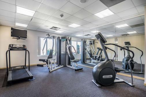 Quality Inn & Suites Albany Airport - Latham - Gym