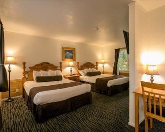 Shasta Inn - Mount Shasta - Slaapkamer