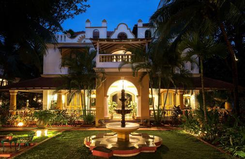 Casa Anjuna - Anjuna - Toà nhà
