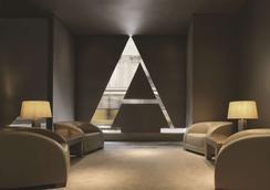 Armani Hotel Milano - Milán - Recepción