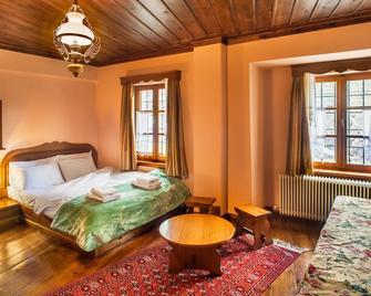 En Chora Vezitsa - Vítsa - Bedroom