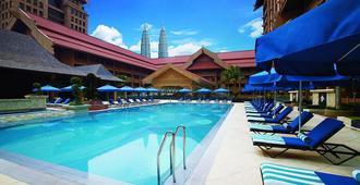 Royale Chulan Kuala Lumpur - קואלה לומפור - בריכה