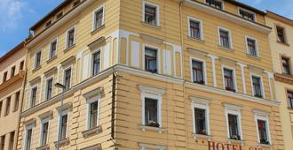 Gallery Hotel Sis - פראג - בניין