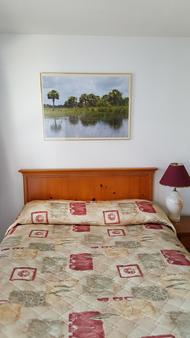 Maples Motel - Orillia - Κρεβατοκάμαρα