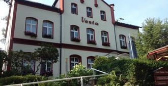 Hotel Vesta - Bad Elster - Edificio
