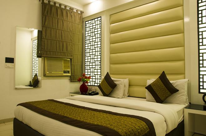 Hotel Sita International - Neu-Delhi - Schlafzimmer