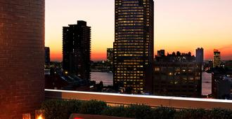 紐約翠貝卡喜來登酒店 - 紐約 - 陽台
