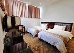 changhong hotel - Jinning Township - Bedroom