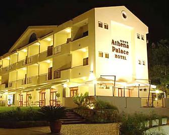 Athena Palace Hotel - Acquappesa - Edificio