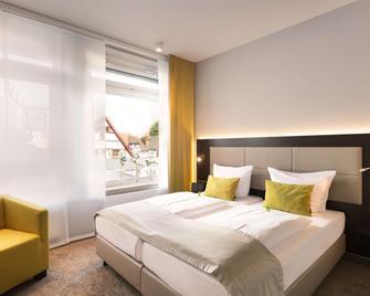 Top Cityline Hotel Platzhirsch Fulda - Fulda - Makuuhuone