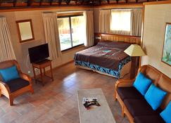 Royal Huahine - Huahine - Camera da letto