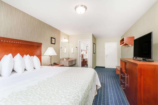Days Inn by Wyndham Windsor Locks / Bradley Intl Airport - Windsor Locks - Makuuhuone