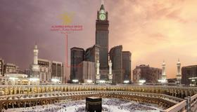 Al Safwah Royale Orchid Hotel - Mecca