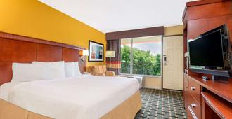 Days Inn by Wyndham Knoxville East - Knoxville - Bedroom