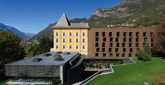 Parc Hotel Billia - Saint-Vincent - Edificio