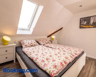 Ganze Wohnung in Bad Buchau am Federsee - Bad Buchau - Slaapkamer