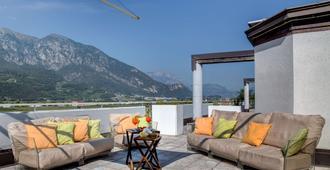 Best Western Hotel Adige - טרנטו - מרפסת