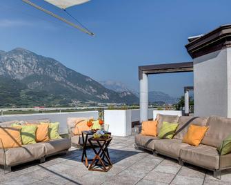 Best Western Hotel Adige - Trento - Balcony