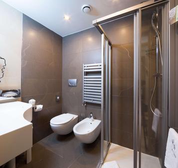 Best Western Hotel Adige - Trento - Phòng tắm