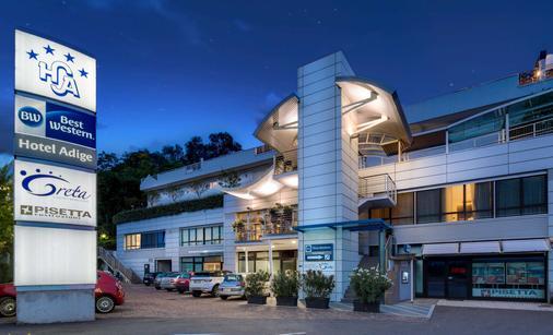 Best Western Hotel Adige - Trento - Toà nhà