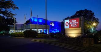 Best Western Plus University Inn - Winston-Salem