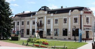 Hotel Europa - Liptovský Mikuláš - Building