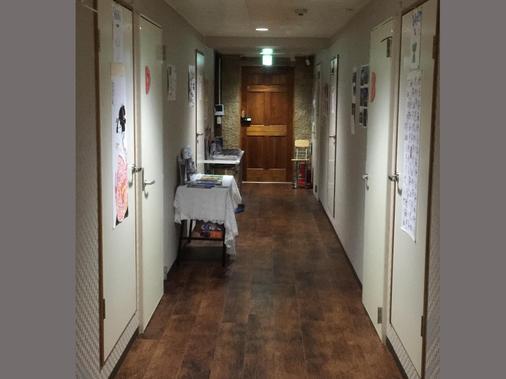 Yokohama Central Hostel - Yokohama - Hallway