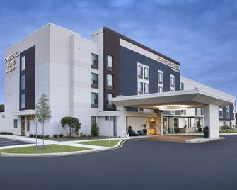 SpringHill Suites by Marriott Mt. Laurel Cherry Hill - Mount Laurel - Gebouw
