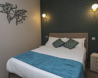 Hotel Duc de Padoue - Corte - Slaapkamer