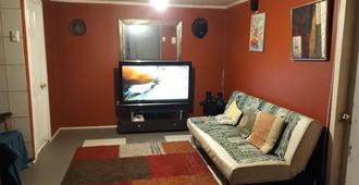Hostal Casa Pluton - Temuco - Living room