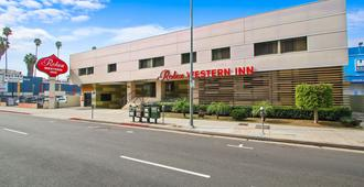 Rotex Western Inn - Los Angeles - Building