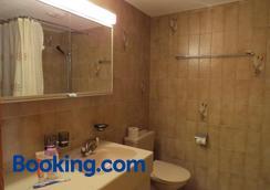 霍夫阿羅薩酒店 - 阿羅薩 - 浴室