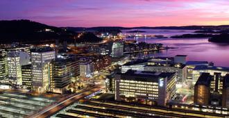 Radisson Blu Plaza Hotel, Oslo - Oslo - Utomhus