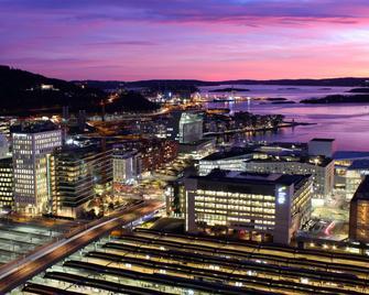 Radisson Blu Plaza Hotel, Oslo - Oslo - Venkovní prostory
