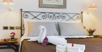 Colony Hotel - Rom - Sovrum