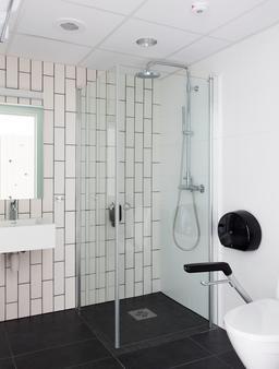 Citybox Bergen - Μπέργκεν - Μπάνιο