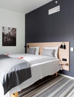 Citybox Bergen - Bergen - Bedroom