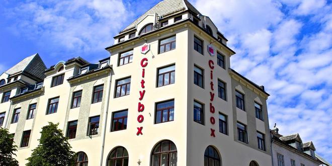 Citybox Bergen - Bergen - Toà nhà