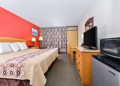 Americas Best Value Inn Goodlettsville Nashville N - Goodlettsville - Slaapkamer